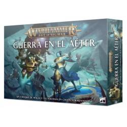 GUERRAS EN EL AÉTER (ESPAÑOL)