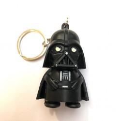 Llavero Darth Vader con luz y sonido