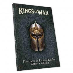 Kings of War 3rd Edition Gamer's Rulebook (inglés)
