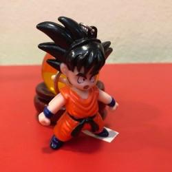 Llavero Goku con luz y sonido