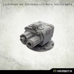 LEGIONARY APC THUNDER GUN WITH MAGMA RIFLE (1)