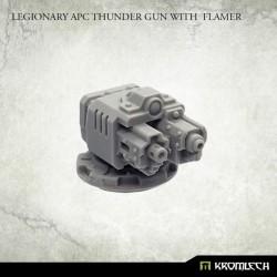 LEGIONARY APC THUNDER GUN WITH FLAMER (1)