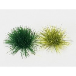 Terrain Accessories: 6mm Flowerland Blooming Grass Tufts (100)