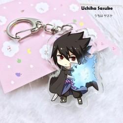 Llavero Uchiha Sasuke