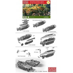 1/72nd Easy Assembly 1/72nd SdKfz 251/D German Halftrack