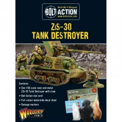 ZIS-30 Tank Destroyer
