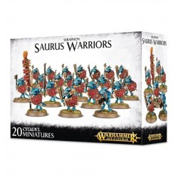 GUERREROS SAURIOS / Saurus Warriors