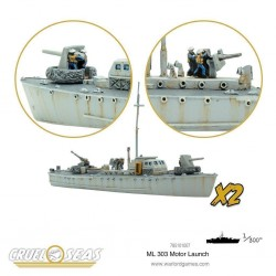 ML 303 Motor Launch