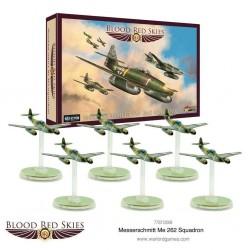 Messerschmitt Me 262 Squadron