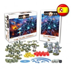 Beyond the Gates of Antares Starter Set -  Launch Edition Spanish