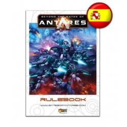 Beyond the Gates of Antares Rulebook - Spanish Edition