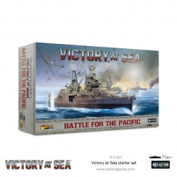 Battle for the Pacific - Victory at Sea starter game