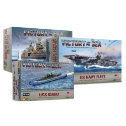Pack Victory at Sea - US Navy