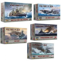 Pack Victory at Sea - Flotas