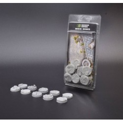Urban Warfare Resin Bases, Round 32mm (x10)