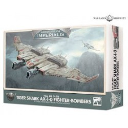 A/I: TAU TIGER SHARK AX-1.0 FIGHTER-BOMB