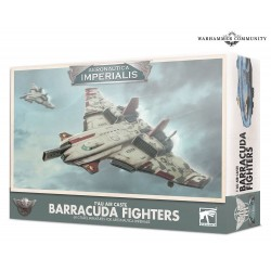 A/I: T'AU AIR CASTE BARRACUDA FIGHTERS