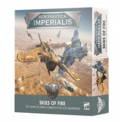 AERO/IMPERIALIS: SKIES OF FIRE (ENGLISH)