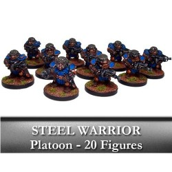 Forge Father Steel Warrior Platoon (20)