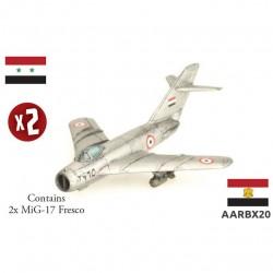 MiG-17 Fighter Flight
