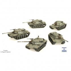 Magach 6 Tank Platoon