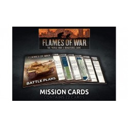 Flames Of War Mission Cards (2019)