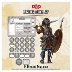 Barbarian Token Set (Player Board & 22 tokens)