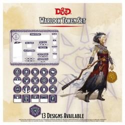 Sorcerer Token Set (Player Board & 22 tokens)