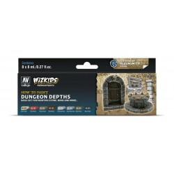 Wizkids Premium set by Vallejo: Champions of the Realm