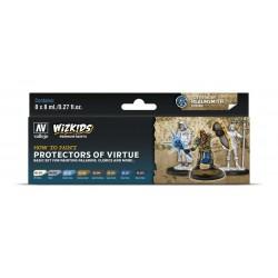 Wizkids Premium set by Vallejo: Dungeon Dephts