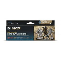 Wizkids Premium set by Vallejo: Protectors of Virtue