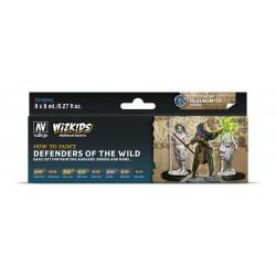 Wizkids Premium set by Vallejo: Woodland creatures