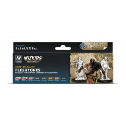 Wizkids Premium set by Vallejo: Arcane Elements