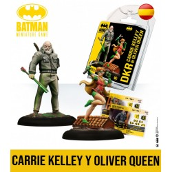 OLIVER QUEEN & CARRIE KELLY SPANISH
