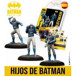 SONS OF BATMAN SPANISH