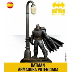 BATMAN POWER ARMOUR SPANISH