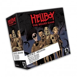 Hellboy: BPRD Expansion