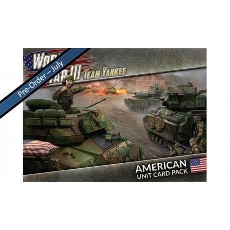 WWIII: American Starter Force (Plastic)