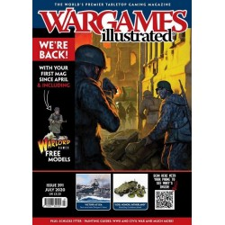 Wargames Illustrated WI391 July 2020