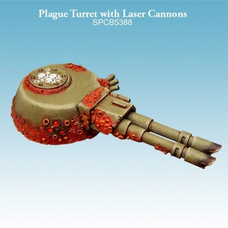 Gatling Cannons Turret