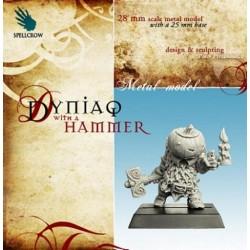 Dyniaq with Hammer