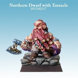 Northern Dwarf with Tentacle