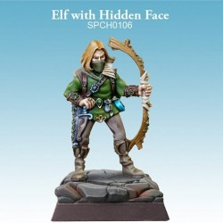 Elf with Hidden Face
