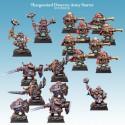 Thargomind Dwarves Army Starter