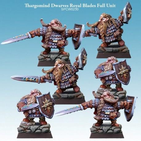 Thargomind Dwarves Flame Dragons v.1