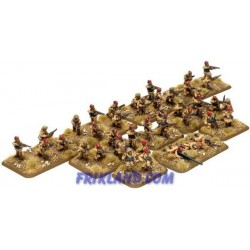 Libyan Infantry Platoon (with company HQ)