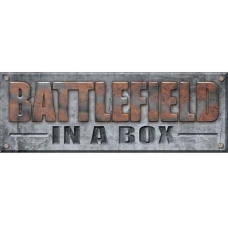 Battlefield in a box: Desert Rocky Hill