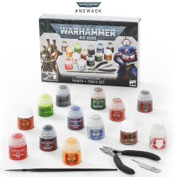 Necron Warriors Paint Set