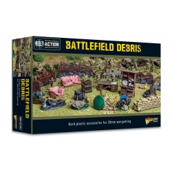 Bolt Action Battlefield Debris