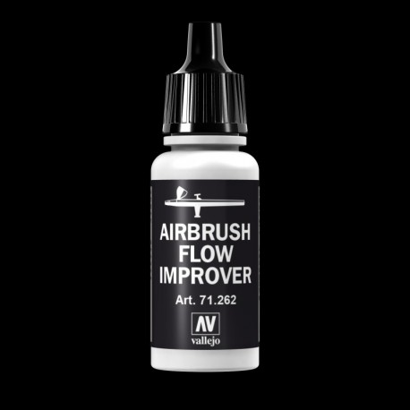 AIRBRUSH FLOW IMPROVER 17ML.